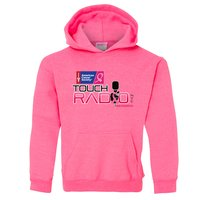 Fundraiser for Making Strides Against Breast Cancer  Women's Originals Triblend Hooded Pullover