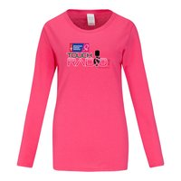 Fundraiser for Making Strides Against Breast Cancer  Long Sleeve T-Shirt